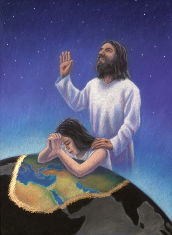 intercession_praying_the_perfect_will_of_god